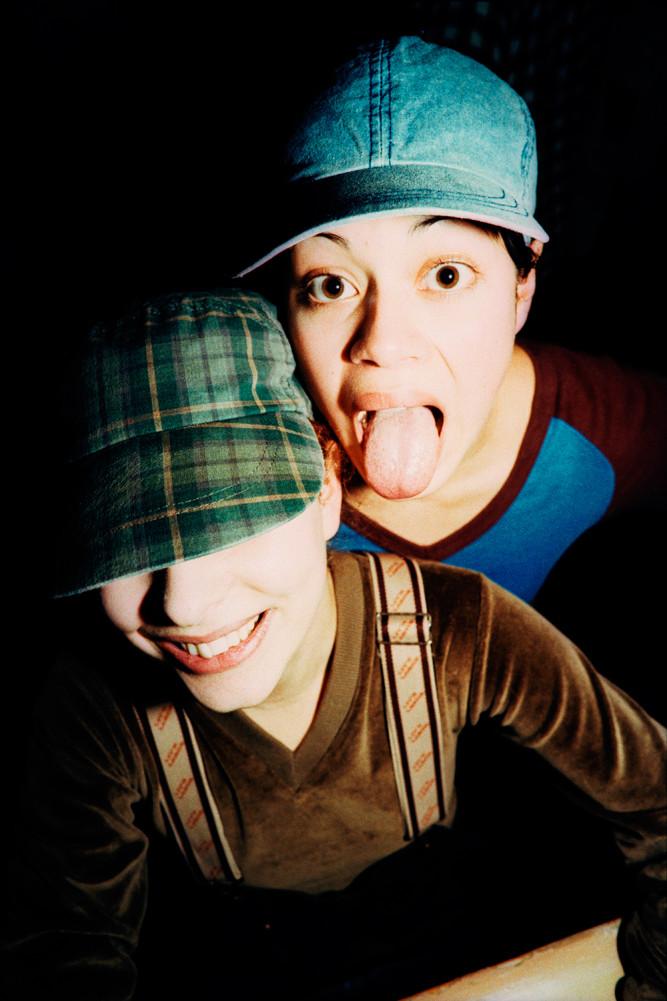 Lotta & Anna, klubbkids 1995